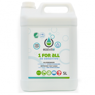 1 FOR ALL - SO SENSITIVE 5L - refill (zonder doseerpomp)