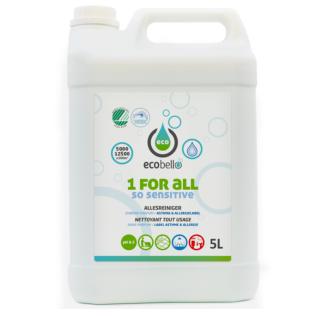 1 FOR ALL - SO SENSITIVE 5L - refill (zonder doseerpomp)