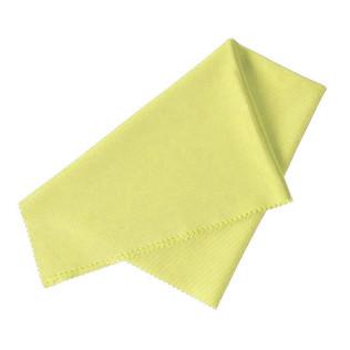 Glasswipe geel
