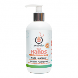 THE HANDS - CLEMENTINE CRUSH 250ml in navulbare dispenser