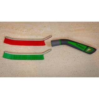 Small Brush refill borsteltje groen